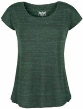 Black Premium by EMP Everybody Is Easy Maglia donna verde oliva