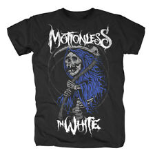 Motionless In White - Reaper - T-shirt Ufficiale Uomo