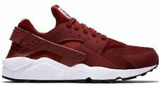 Mens Nike Air Huarache -318429 606 - Team Red White Black Trainers