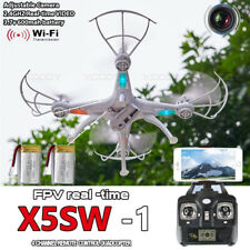 X5SW-1 Black White Wifi FPV Camera Drone 2.4Ghz 4CH RC Quadcopter RTF with 2MP