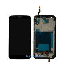 For LG G2 D802 Complet Pantalla Lcd Pantalla Táctil display Digitizer+marco+tool
