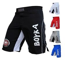 Boyka MMA Fight Shorts Cage Fight UFC Grappling Muay Thai Boxing Martial Art