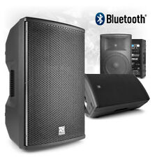 """CHOICE PD4 Active Powered Bluetooth Mobile DJ PA Speaker 10"""" 12"""" 15"""" 800W-1400W"""