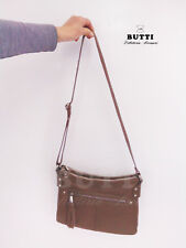 Borsa in pelle stile tracolla made in Italy