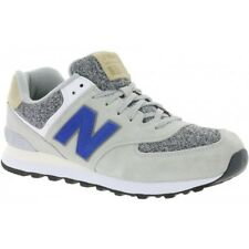 New Balance 574 Suede - Textile sneakers uomo