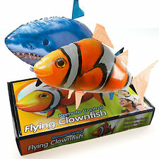 Blow Up Inflatable Nemo Orange Clown Fish Ocean Toy Play Pool Dory Fishes