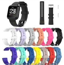 Fitbit Versa Silicone Replacement Band Wrist Strap *UK Seller *