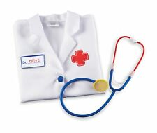 Learning Resources Doctor Play Set, 3 Piece dress up kit for kids