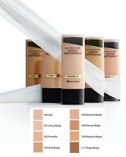 Max Factor Lasting Performance Foundation 35ml / All TOP Colours / Brand NEW