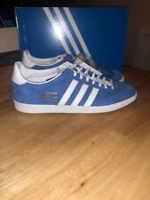 Adidas Gazelle OG Blue Mens Trainers Suede Leather Various Sizes G16183