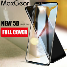 MaxGear® 5D Curved Tempered Glass For Samsung Galaxy S8 S9 Plus Screen Protector