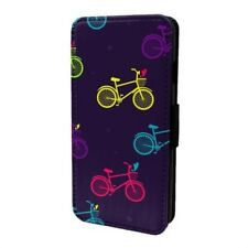 Ciclismo Bici estampado Funda libro para Apple iPod - s6645