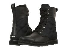 Sorel Men's Madson Tall Lace Up Leather Boots Waterproof UK Size 7