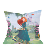 Princess Bedroom Cushion (Cover and Inner) - Belle, Cinderella, Ariel...........