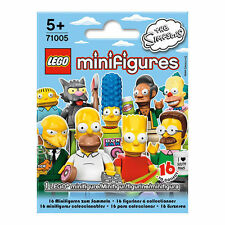 Lego Simpsons Minifigures Series 1 - Choose your own CMF