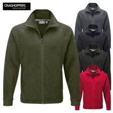 Craghoppers cr062 Mujer Basecamp Microfleece Cremallera Completa Ropa Casual