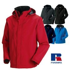 Russell hombre chaqueta impermeable Active Fit transpirable Cálido exterior