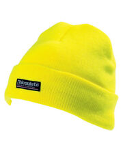 YOKO BEANIE HAT THINSULATE SOFT WARM DOUBLE LAYER THICK SPORT STYLE SKI COLOURS
