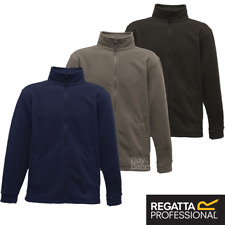 Regatta PILE GIACCA CON ZIP COLLETTO TASCHE Outdoor caldo Anti- pillola Uomo