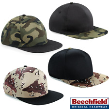 CAMO SNAPBACK CAP HAT HIP HOP BASEBALL RETRO CAMOUFLAGE MILITARY FLAT ARMY STYLE