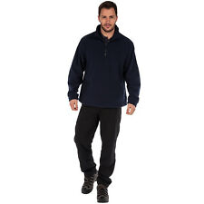 Regatta Thor Zip Neck Fleece Jacket Mens Lightweight Full Sleeves Warm Coats