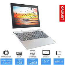 "Lenovo Miix 320 - 10.1"" Tablet With Keyboard, Intel Atom x5, 32GB / 64GB eMMC"