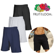 Fruit of the Loom Hombre Ligero Verano Gimnasio Running Fútbol Shorts Casual
