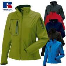 Russell j520f mujer deporte Softshell 5000 Impermeable Body Fit WINTERS Chaqueta