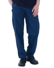 ULTIMATE CLOTHING WORKWEAR ACTION TROUSERS POCKETS DURABLE UNISEX LONG TALL NEW