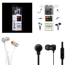 JBL T280A In Ear Sound Wired Earphones With Mic | Imported | Headsets