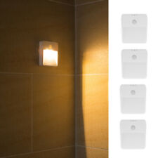 LED PIR Motion Light Activated Sensor Indoor Outdoor Cordless Patio Wall Lamp