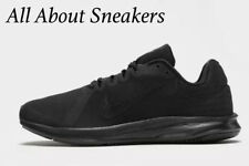 """Nike Downshifter 8 """"Triple Black"""" Women's Trainers All Sizes Limited Stock"""