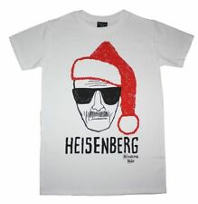 Breaking Bad - Heisenberg BABBO NATALE CAPPELLO (rosso) - T-shirt Ufficiale Uomo