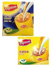 Lipton Instant Milk Tea Powder 3 in 1 Original Flavor OR Gold-US SELLER