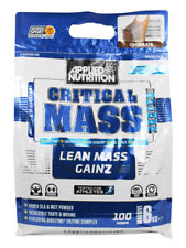 Applied Nutrition Critical Mass High Potency Weight Gainer