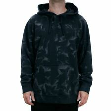Stussy Tie Dye Hooded Sweatshirt Black