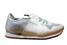 Pepe Jeans London PLS30625 Argento Sneakers Donna Scarpa Casual