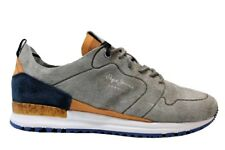Pepe Jeans London PMS30411 Gris Zapatillas Hombre Chaussure Casual Deportivo