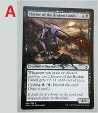 Horror of the Broken Lands - MTG - Magic the Gathering - Altered - ENGLISH