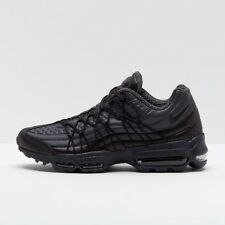 Nike Air Max 95 Ultra SE Trainers Sneakers Shoes Black Grey AO9082 022