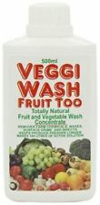 Food Safe | Veggie Wash - Concentrated | 1 x 500ml