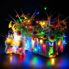 AA Battery Operated 3m/10ft 30 Leds LED Copper Wire String Fairy Lights Lamps GA