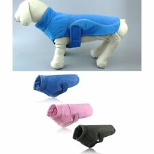Thickened Polar Fleece Dog Jacket Dog Coat Autumn Winter Pet Puppy Clothes FS