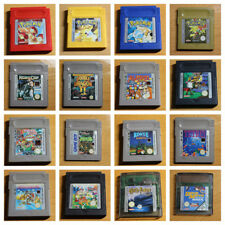 JUEGOS GAMEBOY - POKEMON - ROBOCOP - ZELDA - TETRIS - MARIO - DOUBLE DRAGON II
