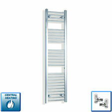 300mm Wide Towel Rail Rad Central Heating Bathroom Radiator 1400mm High x mm NEW