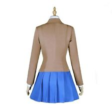 SAYORI Yuri Literature CLUB ECOLE Monika Uniforme Robe Cosplay tenue KIT COMPLET