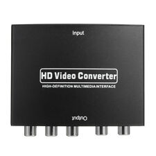 SD-020 1080P HD TO RGB COMPONENT 5RCA YPBPR VIDEO R/L AUDIO CONVERTER ADAPTER TV