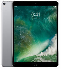 Apple iPad Pro 2nd Gen. 256GB, Wi-Fi + Cellular (Unlocked), 10.5in - Space Grey