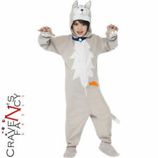 Child Cat Costume Kids Book Week Day Toddler Fancy Dress Animal Outfit AGE 3-4