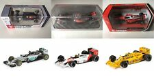 Choice of F1 Model Cars - Rosberg / Raikonnen / Vettel / Button / Ayrton Senna